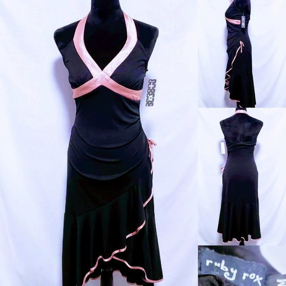 Ruby Rox Dresses & Skirts - 💕Ruby Rox Asymmetric hem Hi-Low Dress size M💋